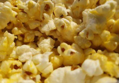Popcorn im UT Kino Saarbrücken