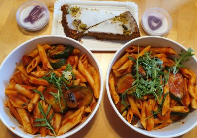 Penne Kostbar - Cafe Kostbar